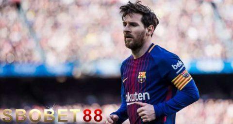 Legenda Argentina Sarankan Lionel Messi Berhenti Main Untuk Barcelona