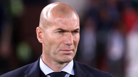 Zinedine Zidane: Orang-Orang Iri Pada Real Madrid