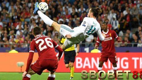 Gareth Bale: Ini Gol Terbaik Dalam Sejarah Final Liga Champions