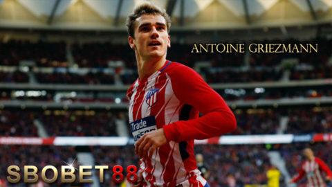 Antoine Griezmann Pastikan Bertahan Di Atletico Madrid