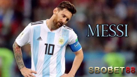 Bela Lionel Messi, Legenda Argentina: Yang Lain Kemana?
