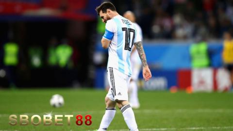 Bertemu Prancis Di Babak 16 Besar, Ini Yang Dikhawatirkan Lionel Messi