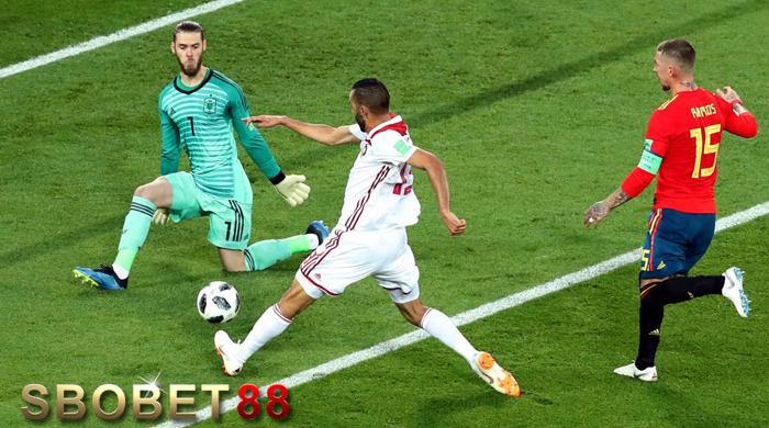 David De Gea Belum Lakukan Penyelamatan Di Piala Dunia 2018