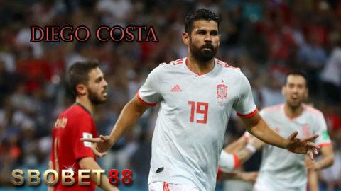 Diego Costa: Dua Gol Ini Untuk Bungkam Mulut Kalian!