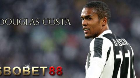 Manchester City Siapkan €100 Juta Untuk Gaet Douglas Costa
