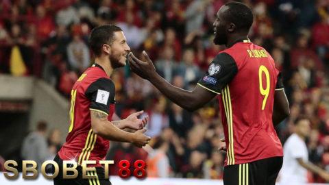 Eden Hazard: Romelu Lukaku Pantas Dapatkan Segalanya