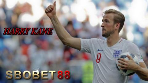 Gareth Southgate: Harry Kane No. 9 Terbaik Di Piala Dunia 2018