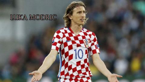 Luka Modric Bidik Kemenangan Lawan Argentina