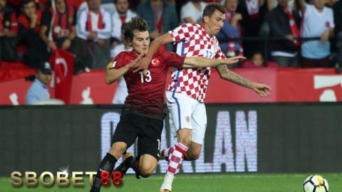 Mario Mandzukic, Jiwa Permainan Kroasia