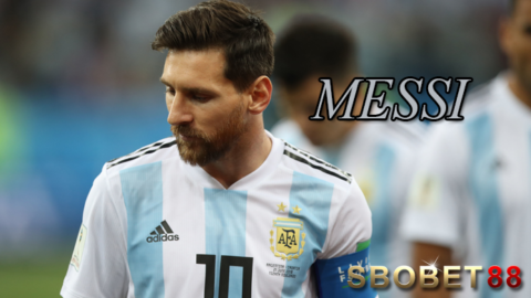 Pablo Zabaleta: Lionel Messi Stres & Tak Bahagia Di Piala Dunia