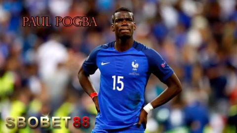 Paul Pogba: Saya Pemain Paling Sering Dikritik Di Dunia!