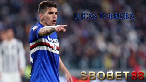 Perkembangan Lucas Torreira Kejutkan Luis Suarez