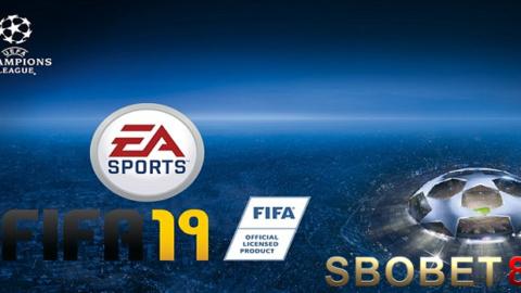 RESMI: Liga Champions Di FIFA 19 2018