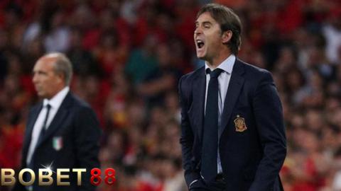 Latih Madrid, Lopetegui Dipecat Spanyol