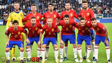 Spanyol Dengan Pelatih Baru