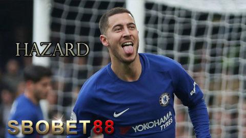 Eden Hazard: Real Madrid Impian Semua Pemain
