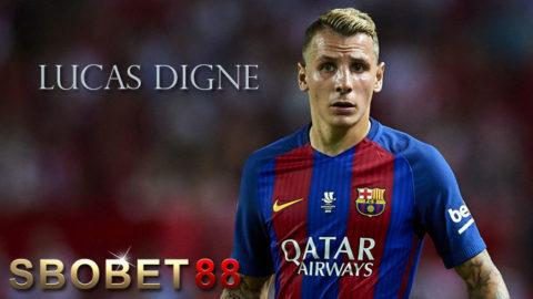 Everton Segera Dapatkan Lucas Digne Dari Barcelona