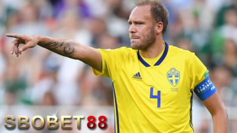 Kapten Swedia Kagumi Kualitas Skuat Inggris