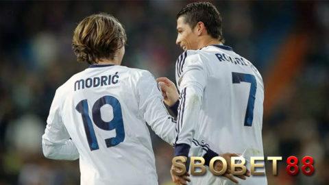 Luka Modric Berharap Cristiano Ronaldo Bertahan