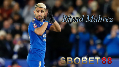 Riyad Mahrez Selangkah Lagi Berkostum Manchester City