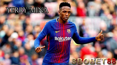 Everton Sepakati Transfer Yerry Mina