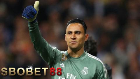 Keylor Navas Ingin Berjuang Sampai Mati Di Real Madrid