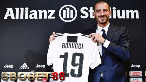 Leonardo Bonucci Ungkap Alasannya Pulang Ke Juventus