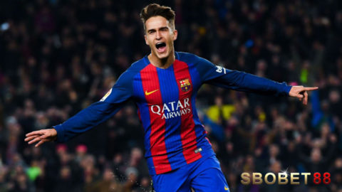 Arsenal Datangkan Winger Barcelona