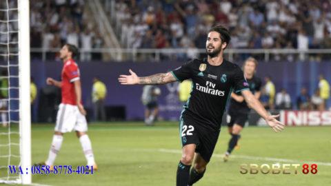 Madrid Lepas Isco ke Juventus