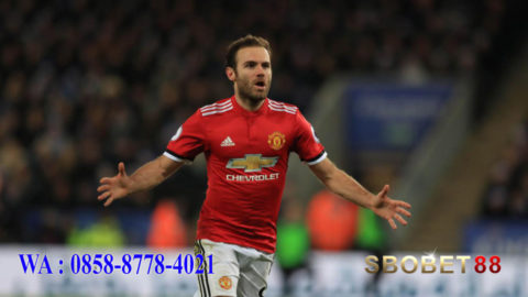 Juan Mata akan Bertahan di Manchester United