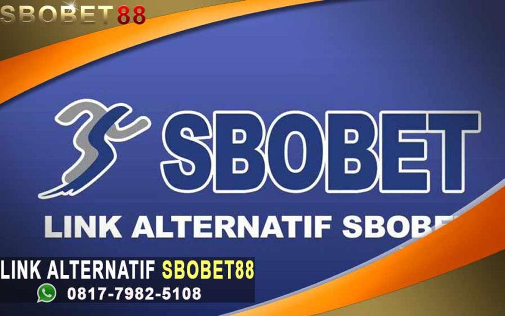 Link Alternatif SBOBET88 Online 2019