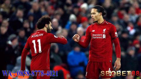 Liverpool Miliki Kans Juara