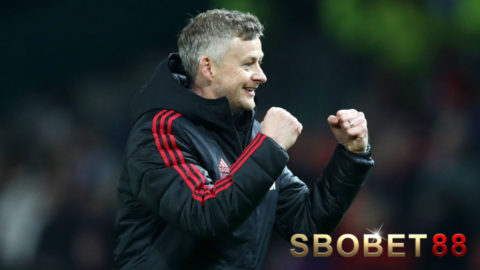 Magis Solskjaer di Manchester United
