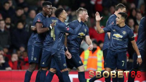 Rintangan Baru Manchester United di FA Cup