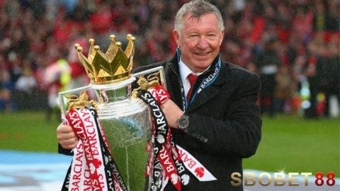 Sir Alex Ferguson Kembali Latih Manchester United
