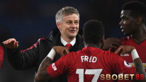 Target Tinggi Solskjaer Bersama Manchester United