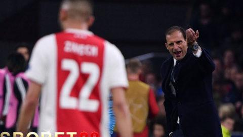 Allegri Akui Kekuatan Ajax