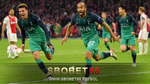 Sempat Disia – siakan PSG, Lucas Moura Bersinar di Tottenham Hotspur