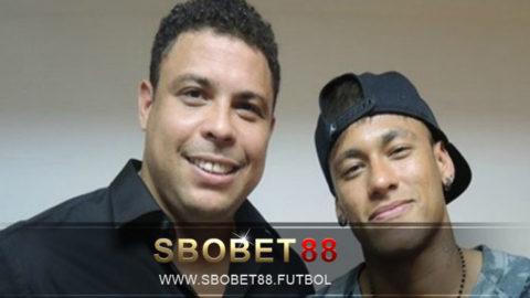 Legenda Brasil Pesimis Neymar Bakal Setuju Untuk Pindah ke Madrid