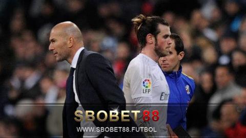 Soal Masa Depan Bale di Madrid, Zidane Enggan Memberi Tanggapan Apapun.