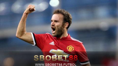 Juan Mata Resmi Memperanjang Kontraknya Bersama Manchester United
