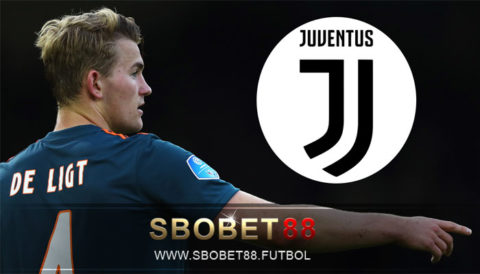 Juventus Menjadi Tim Pilihan De Ligt