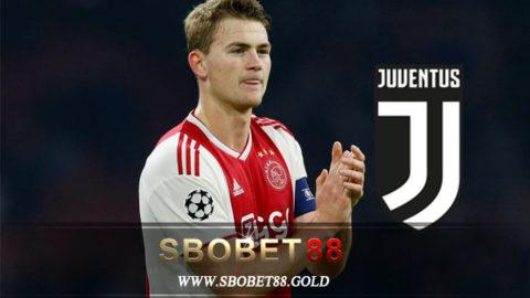 Ajax dan Juventus Telah Menemui Kata Sepakat