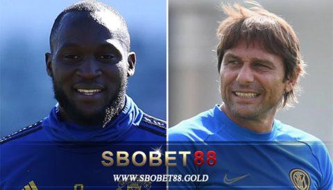 Conte : Inter Milan Membutuhkan Lukaku Saat Ini