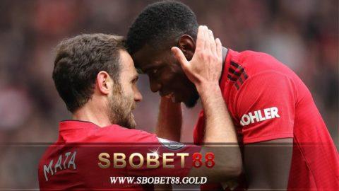 Mata Berharap Pogba Tetap Bertahan di Manchester United