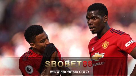 Man United Mengklarifikasi Alasan Pogba dan Lingard Berseteru