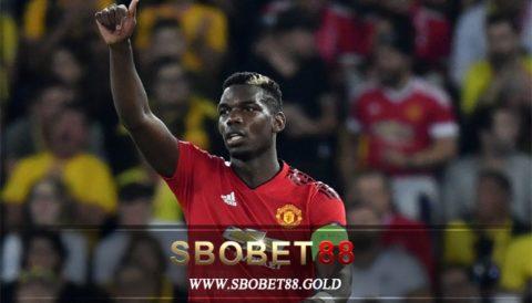 Solskjer : Pogba Bisa Menjadi Kapten Manchester United