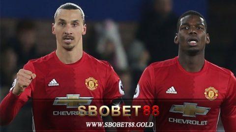 Pendapat Ibrahimovic Mengenai Pogba dan Manchester United