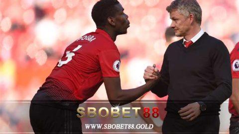 Solskjaer Yakin Pogba Akan Bertahan di Manchester United