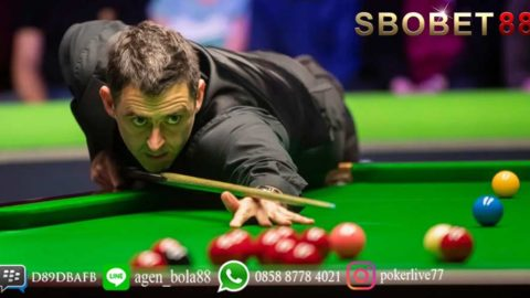Judi Online Snooker Sbobet88 di Indonesia